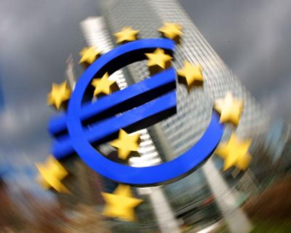 Die EZB hält den Leitzins auf einem Rekordtief.  Foto: dpa