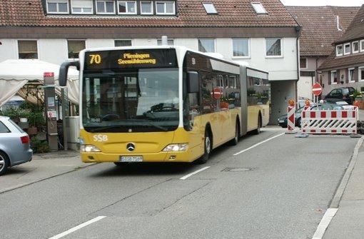 Busse fahren anders