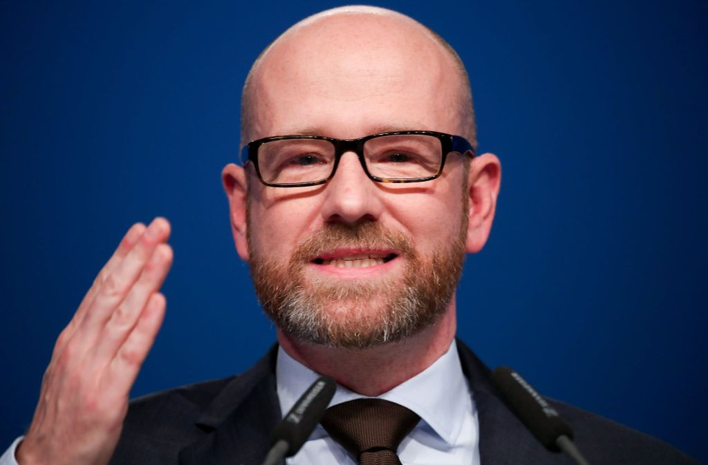 CDU-Generalsekretär Peter Tauber glaubt nicht an Probleme in den Sondierungsgesprächen zum Thema Finanzen – er könnte sich täuschen. Foto: dpa
