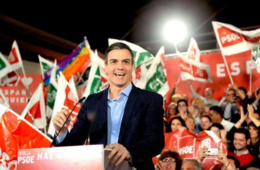 Katalonien bestimmt den Wahlkampf