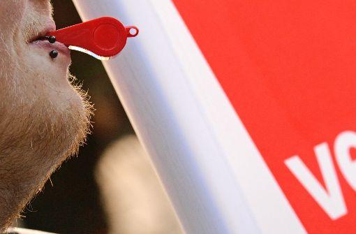 Verdi ruft Versicherungsbeschäftigte zu Warnstreiks in Bremen/Niedersachsen auf