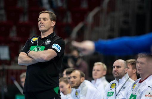 Deutsche Handballer feiern klaren Sieg in Estland