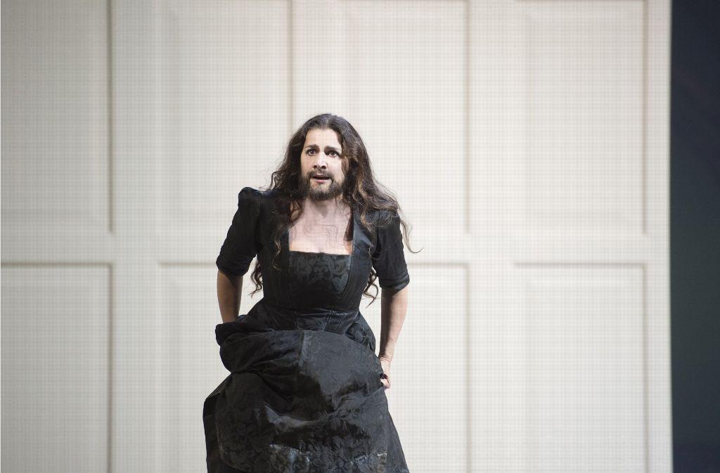 Cecilia Bartoli als Ariodante in Händels gleichnamiger Oper in Salzburg Foto: Salzburger Festspiele