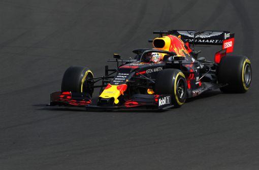Verstappen holt Pole-Position – Vettel startet als Fünfter
