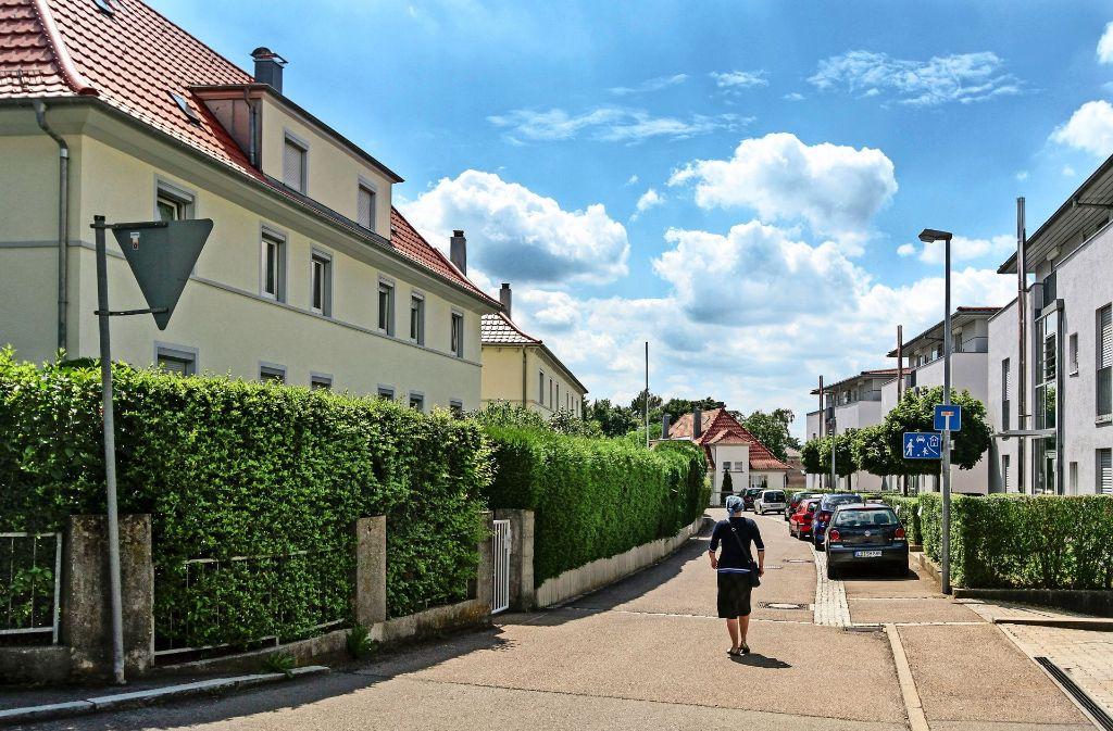 Die Parkplatzsituation im Bildstöckle soll nach dem  Neubau besser werden. Foto: factum/Bach