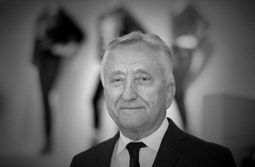 Modemanager mit Sporttick: Gerry-Weber-Gründer ist tot