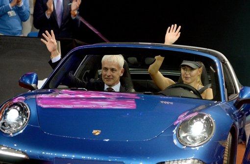 Fast alle Top-Ladys kommen nach Stuttgart