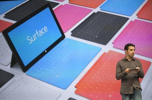 Microsoft bringt eigenen Tablet-Computer raus