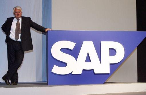 SAP bekräftigt: Plattner Mitglied bei Giving Pledge