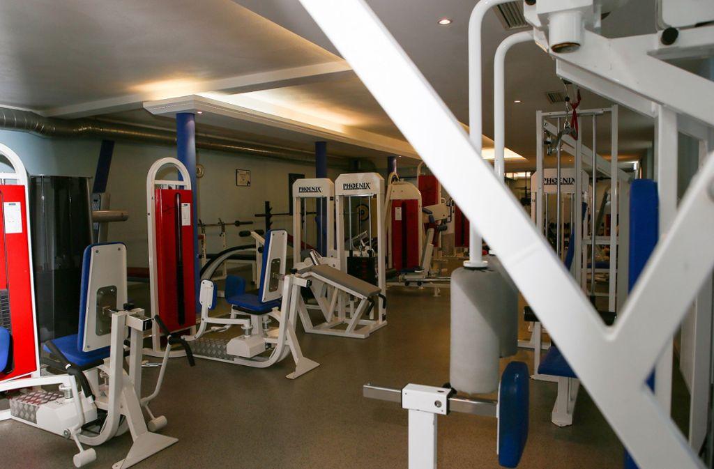 öffnung Fitnessstudios Bw
