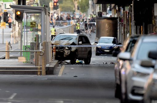 Polizei in Melbourne geht von vorsätzlicher Tat aus