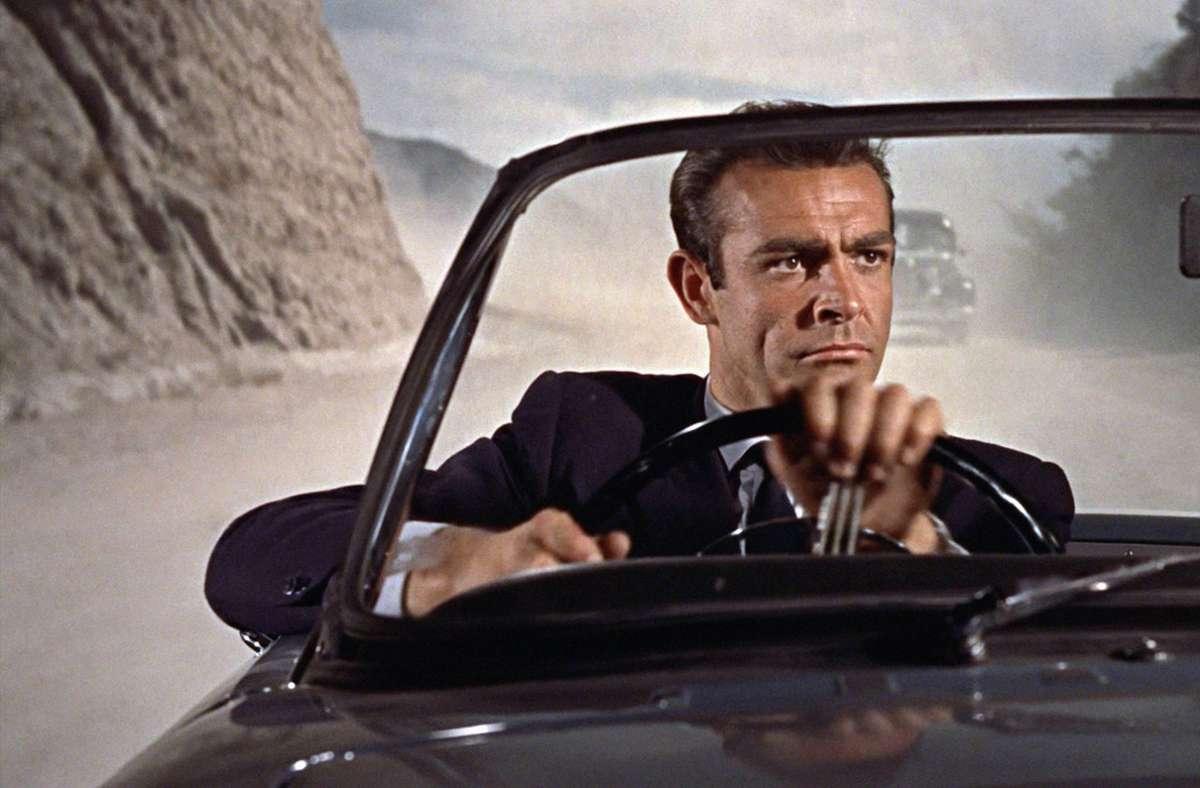 Züge eines James-Bond-Filmes hatte der angebliche Spionagefall um den deutschen EU-Beamten Gerhard S. Foto: imago images/Prod.DB/MGM - Eon - Danjaq via www.imago-images.de