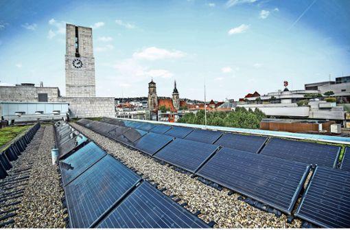 Fotovoltaik auf jedes Dach