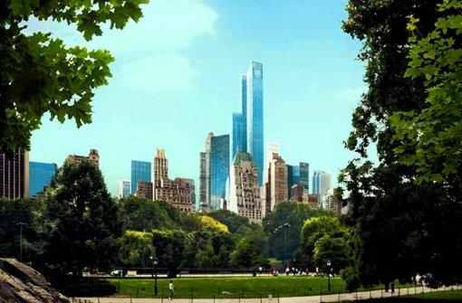 Ein Hafen für Milliardäre in Manhattan