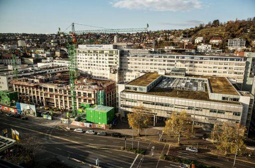 Katharinenhospital wird nun  komplett neu gebaut