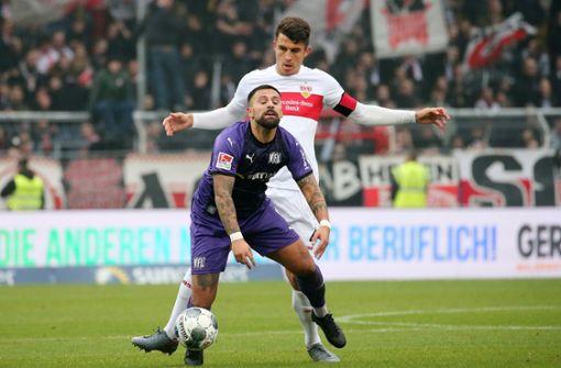Das VfB-Team enttäuscht im Kollektiv
