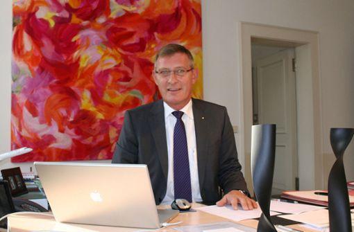 Michael Beck als Oberbürgermeister bestätigt