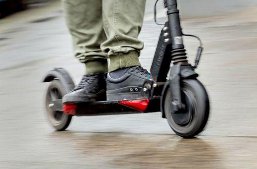 26 betrunkene Männer auf Scootern erwischt