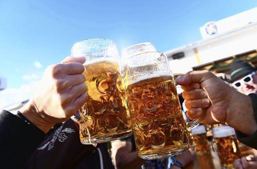 Wasen-Aufbauchef lästert über Münchner Oktoberfest