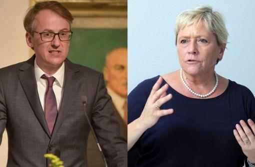 Eisenmann holt Finanzbürgermeister Föll als Amtschef