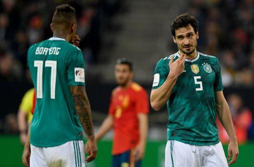 Trikotnummern von Müller, Boateng und Hummels vergeben
