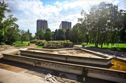 Prominente kämpfen für Aufwertung des Stadtgartens