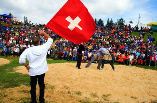 Die Schweiz sucht den neuen Schwingerkönig