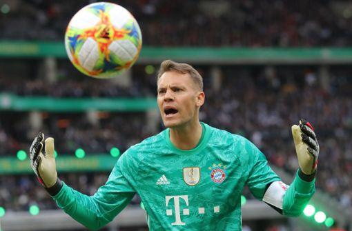 Koan Neuer mehr für den FC Bayern?