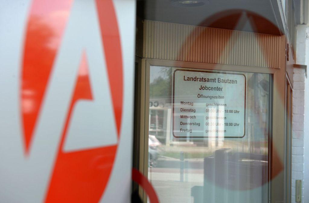 Im Februar sank die Zahl der Arbeitslosen in Baden-Württemberg. (Symbolbild) Foto: dpa-Zentralbild