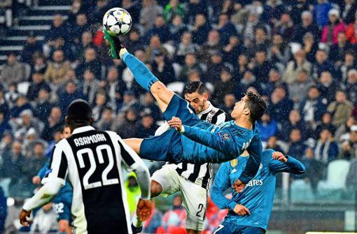 Cristiano Ronaldo und das Tor zur Ewigkeit