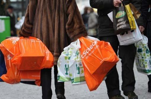 Deutsche konsumieren wieder mehr