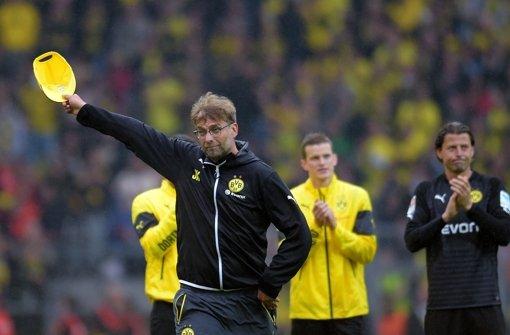 Klopps Abschied aus Dortmund geglückt