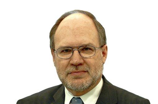 Rainer W. Gerling sagt, in Europa fehlten viele Bausteine für die IT-Sicherheit aus eigener Produktion. Foto: StZ