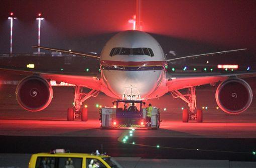 Flugzeug aus Deutschland mit 36 Afghanen in Kabul eingetroffen