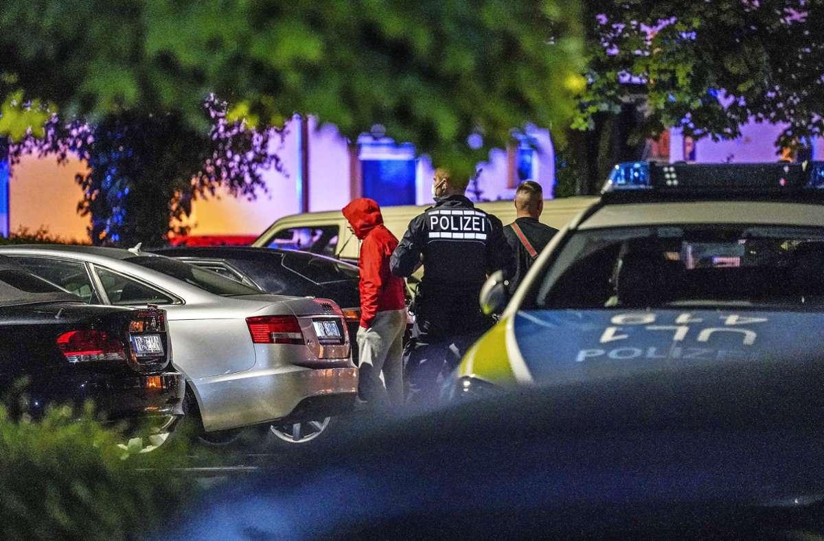 Vorfälle wie die Schießerei in Göppingen Ende Mai beeinträchtigen das Sicherheitsgefühl der Menschen. Foto: SDMG