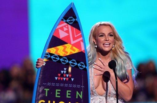 """Pop-Omi"" Britney Spears ist immer noch in"