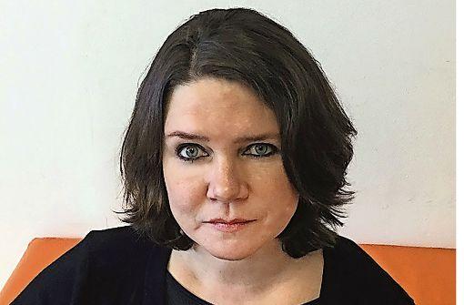 Christina Walz und ihr Diwan-Hörbuchverlag haben einen Landespreis erhalten. Foto: privat