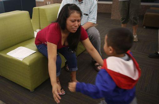 Hunderte Einwandererkinder in den USA weiter von Eltern getrennt