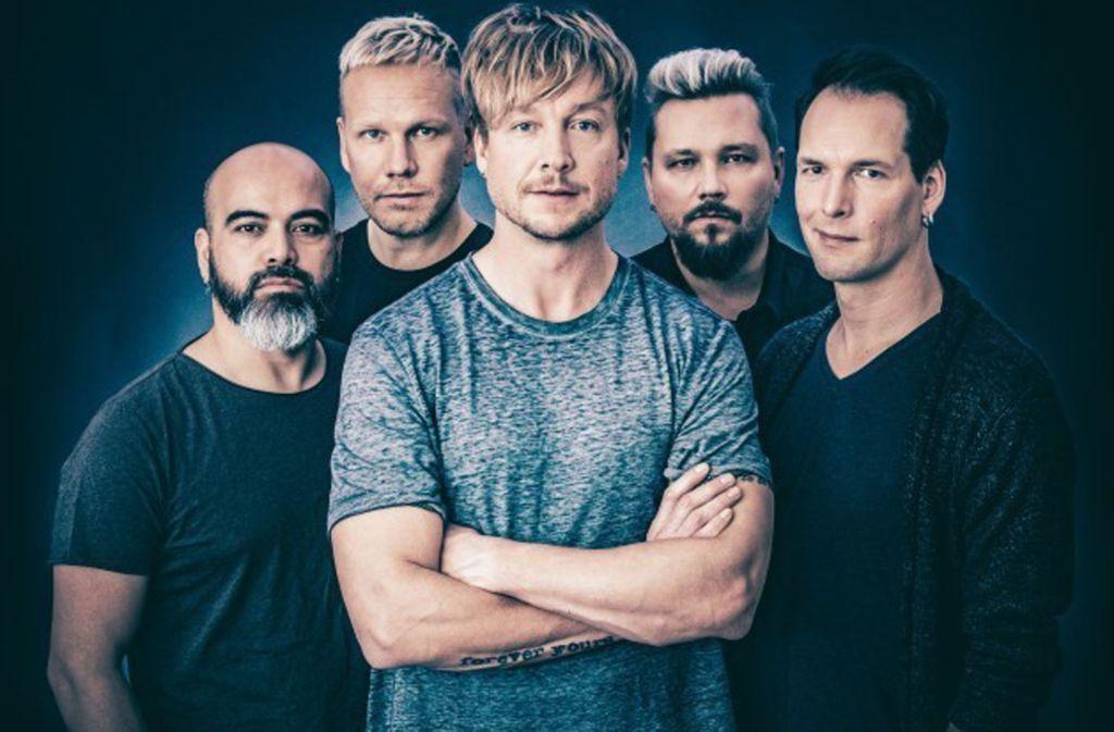 Die finnische Band Sunrise Avenue ist auch in Deutschland sehr beliebt –  und schockt nun ihre Fans. Foto: Universal