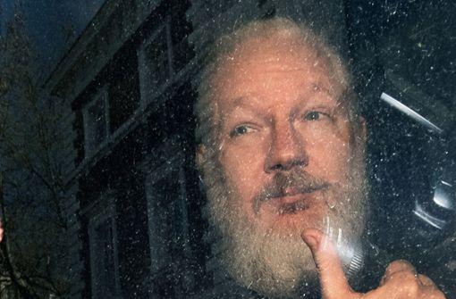 Wikileaks-Gründer muss ins Gefängnis
