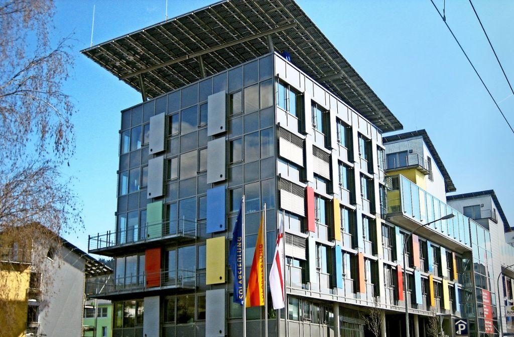 Seit mehr als vier Jahrzehnten ein wichtiger Ratgeber: die Geschäftsstelle des Öko-Instituts in Freiburg Foto: Öko-Institut