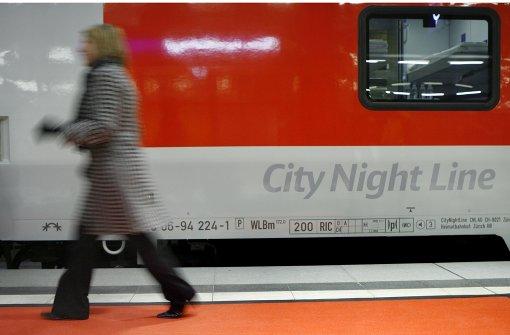 Österreichische Bahn  rettet  deutsche Nachtzüge