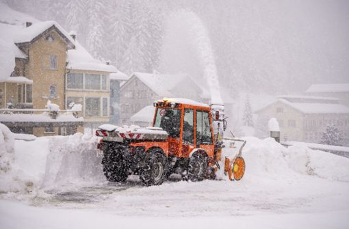 Zwei Lawinentote in der Schweiz - Schneerutsche im Zugspitzgebiet