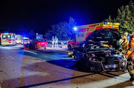 Frau schwebt nach Unfall in Lebensgefahr