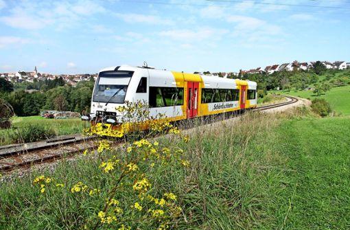 Dieselbetriebene Hesse-Bahn fährt aufs Abstellgleis
