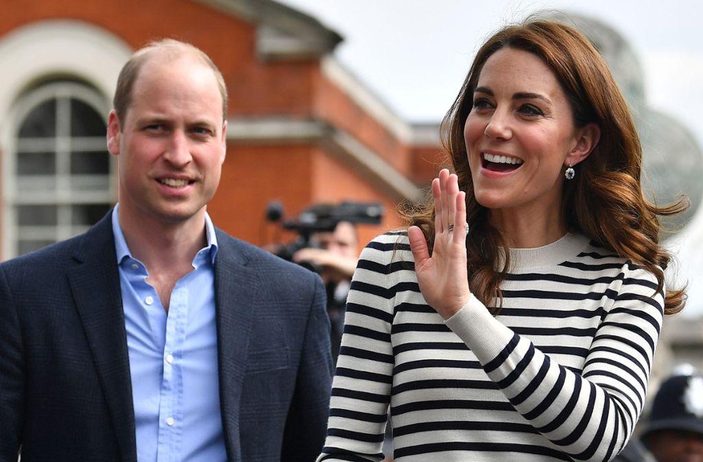 Herzogin Kate und Prinz William sind selbst dreifache Eltern. Foto: Getty Images