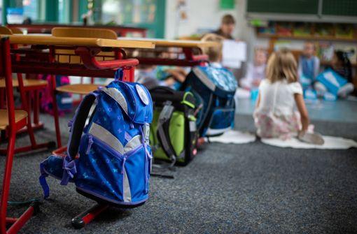 Erstklässler erscheint mit Gaspistole in Grundschule
