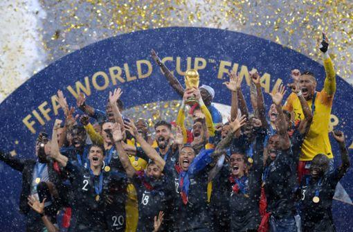 Hälfte der Weltbevölkerung schaute die Fußball-WM