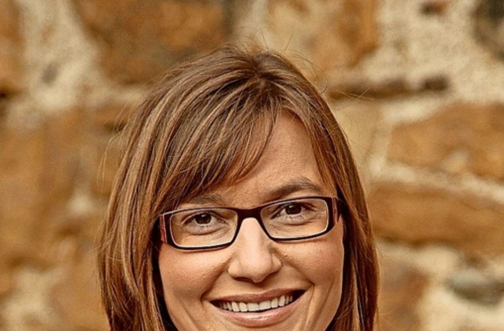 Claudia Dörner aus Ebersbach löst nach 37 Jahren den scheidenden Bürgermeister Reiner Ruf in Rechberghausen ab. Foto: privat
