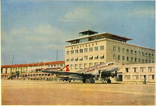 Reisefieber im Jahre 1955